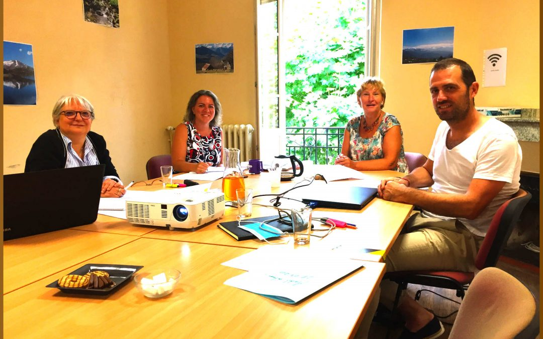 Journée d'Audit à Irisse, engagé dans la démarche qualité Cèdre ISO 9001 !