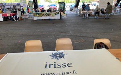 IRISSE a répondu présent au Forum des Association de St-Girons. Cette manifestation nous a permis d'échanger avec les acteurs du territoire.