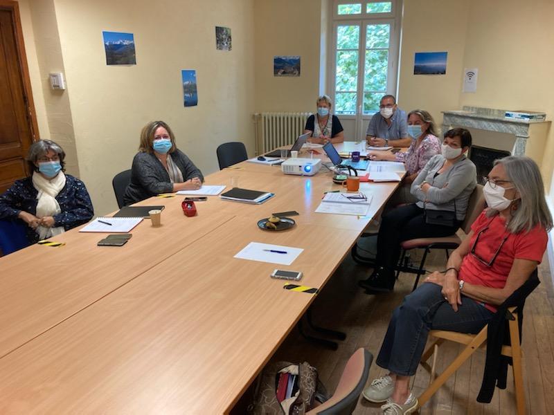 Cette semaine, l'équipe IRISSE fait le point sur la Démarche Qualité Cèdre ISO 9001. L'occasion de passer en revue les actions de l'année et celles à venir.
