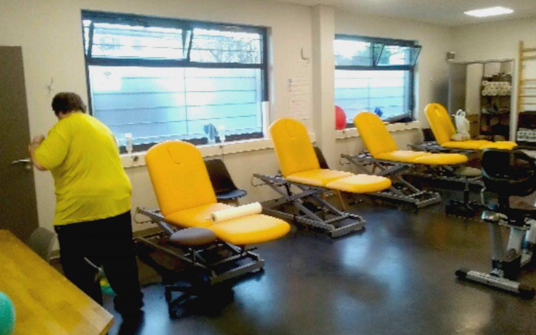 Entretien d'un cabinet de kinésithérapie à Pamiers