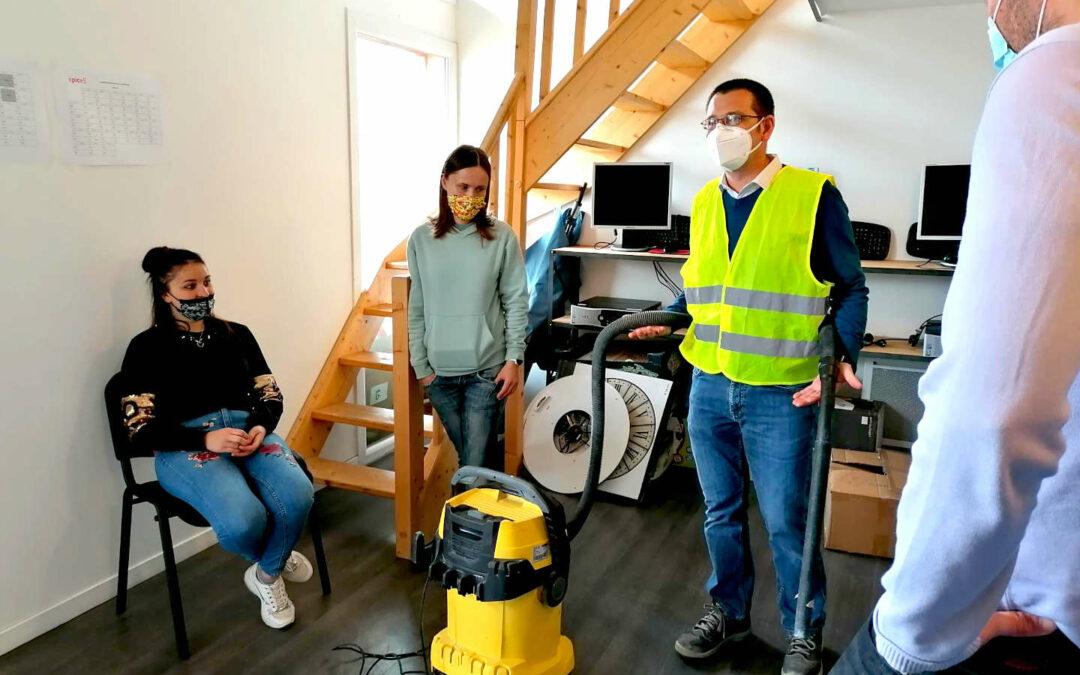 Formation «Gestes et Postures» pour les salariés d'Irisse Pamiers