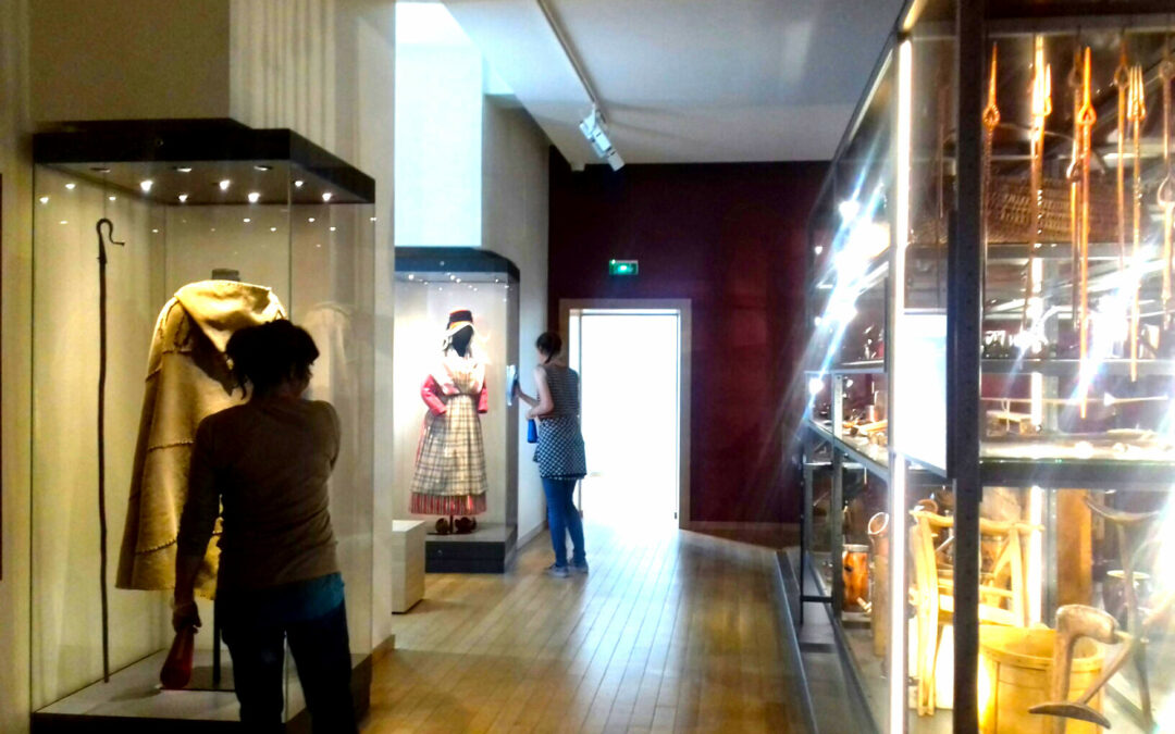 Bientôt le musée du Palais des Evêques à Saint-Lizier réouvre ses portes !